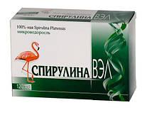 Спирулина ВЭЛ, 120 таблеток