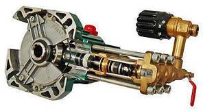 Високопродуктивний насос трьохпоршневий для обприскувача з циліндром із неіржавіючої Maruyama MSD41 12.5 кг, фото 2