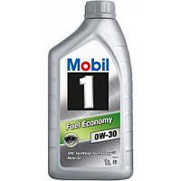 Олива моторна MOBIL1 0W30  Fuel Economy/1л.
