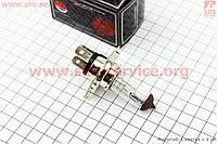 Лампа для фары галоген H4 P43T 12V 18/18W, фокус HQ