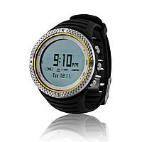 Часы спортивные FoxGuider FX800 для туризма (компас, альтиметр, барометр...). Водозащита 3АТМ, фото 1