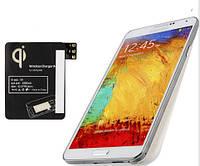 Бездротовий ресивер(приймач) QI на Samsung NOTE3 N9000