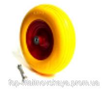 Колесо для тачки пенополиуретан 4.00-6