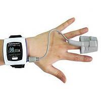 Пульсоксиметр CMS50F OLED-дисплей для ношения, CONTEC, фото 1