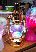 Настольный Мини-Проектор для Вечеринок в Виде Лампы