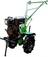 Мотоблок Bizon 1100А (дизель 6 л. с., колеса 4.00-10)