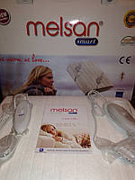 Электропростынь двухспальная Melsan Smart MS20104 140х160 cм; 2x60W; Турция, фото 1