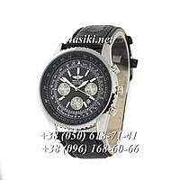 Часы Breitling Chronometre Navitimer Black-Silver-Black