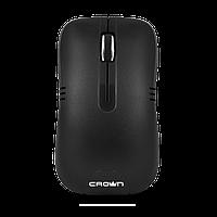 Мышка CROWN CMM-933W Black