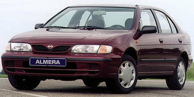 Nissan Almera N15/Pulsar 95-00