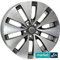 Литые легкосплавные диски WSP Italy W461 Ermes Anthracite Polished (R17 W7 PCD5x112 ET54 DIA57.1)