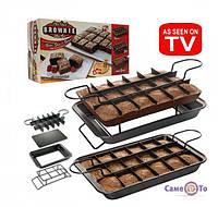 Форма для випічки Perfect Brownie Перфект Брауні, 1000867, форми для випічки Perfect Brownie, форми для випічки Перфект Брауні, форма для випічки