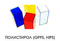 Полистирол (GPPS, HIPS)