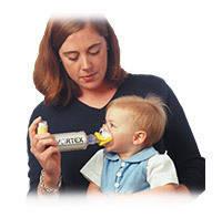 Спейсер Pari Chamber Antistatic c маской для новорожденных 0-2 года 240 мл, Германия
