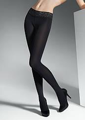 Колготки с силиконовым кружевным поясом Erotic Vita Bassa 50 den, Marilyn