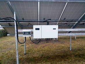 сетевой солнечный инвертора HUAWEI SUN 2000-33KTL-А и к нему блок защиты инвертора на автоматике ETI