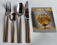 Столовые приборы Hoffburg HB 2478 GS Versus 24 предмета , фото 1