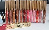 Набор помады KYLIE Matte Liquid Lipstick, 12 цветов