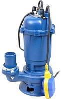 Канализационный насос фекальный Werk WQD12 для выгребных ям 2.0кВт Hmax12м Qmax300л/мин