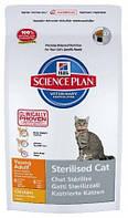 Корм для стерилизованных кошек Hills Young Adult Neutered Cat