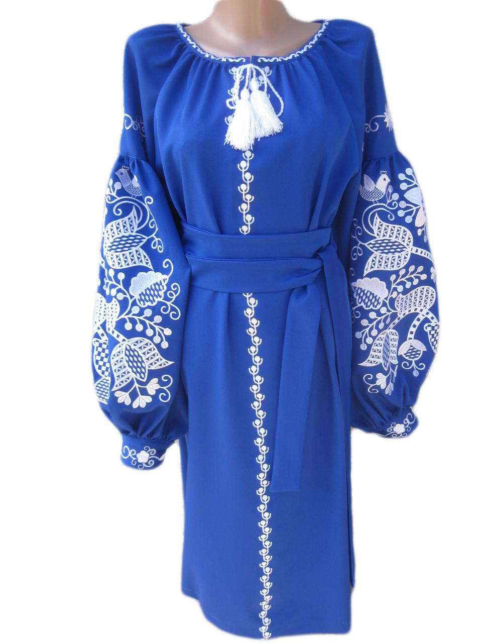 """Жіноче вишите плаття """"Норіне"""" (Женское вышитое платье """"Норине"""") PD-0011"""