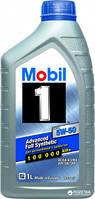 Олива моторна MOBIL 1 5W50 /1л.