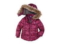 Куртка евро-зима для девочки Lupilu Германия