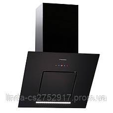 Кухонная вытяжка Pyramida HES 30 (D-600 MM) BLACK /AJ, фото 2