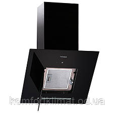 Кухонная вытяжка Pyramida HES 30 (D-600 MM) BLACK /AJ, фото 3