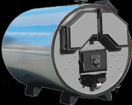 Комбинированый стальной водогрейный котёл серии ARS  830-1000 кВт, фото 2