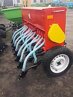 Сеялка тракторная зерновая анкерная 13-ряд. (1.8м.)на резиновых колесах