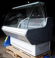"""Холодильная витрина """"Технохолод ПРИМА"""" ПВХС 1.4 м. Бу"""