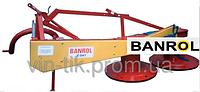 Косилка роторная BANROL (1,65 м. без кардана) Польша