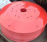 Тарелка верхняя для роторной косилки Wirax Z-169 (Польша)