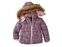 Куртка евро-зима для девочки р.104 Lupilu Германия