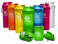 Шейкер Смартшейк SmartShake Original NEON (600 ml)