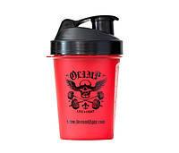OLIMPАксессуарыSmart Shake Olimp Live & Fight (400 ml red)