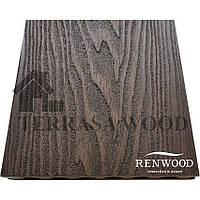 Террасная доска RENWOOD Terrace 3Д  шоколад