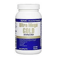 Витамины и минералы Ultra Mega Gold (180 caps)