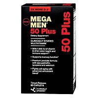 Витамины и минералы для мужчин Mega Men 50 Plus (60 caps)