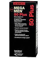 Витамины и минералы для мужчин Mega Men 50 Plus (120 caps)