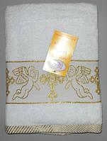 Крыжма полотенце для крещения младенца 140х70 см