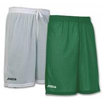 Шорты баскетбольные зелено-белые Joma ROOKIE 100529.450