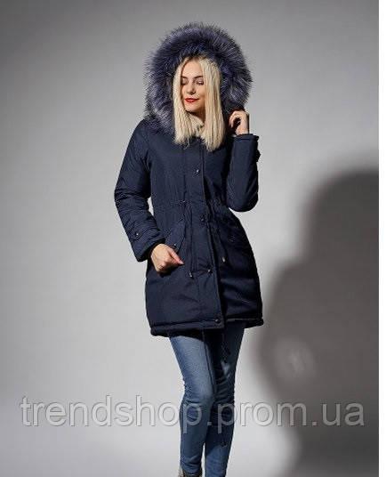 ddb28b92da44 Стильная женская парка зима купить в Украине   Trend Shop