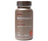 Мелатонин для сна Melatonin 1 (120 veg lozenges)