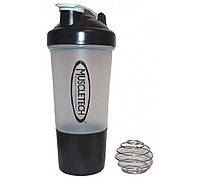 MuscleTechШейкер с металлическим шариком Shaker with metal ball500 ml