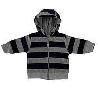 Куртка для мальчика велюровая ясли