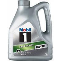 Олива моторна MOBIL1 0W30  Fuel Economy/4л.