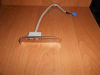 Планка USB на 2 порта для компьютера