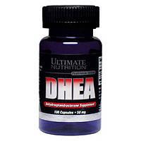 Ultimate NutritionдегидроэпиандростеронDHEA 50 mg (100 caps)
